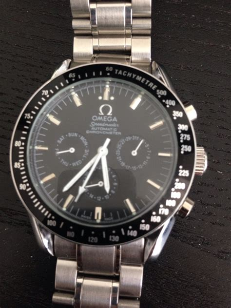 Real or fake?   Omega Forums