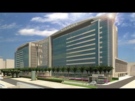 King Fahad Medical City is the leading hospital in Saudi