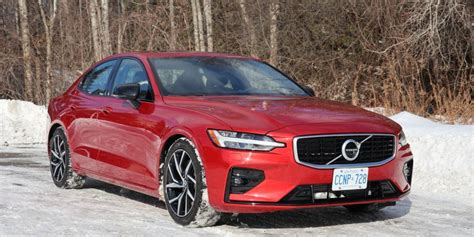 Car Review: 2019 Volvo S60 R-Design | Driving