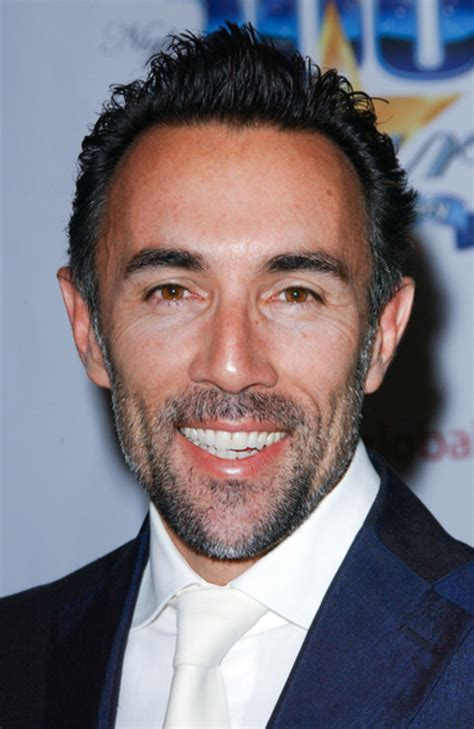 Former The Young and The Restless Star Francesco Quinn