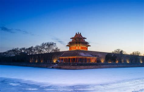 Beauty of snow-capped Beijing - Global Times