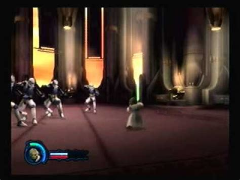 Star Wars Episode 3: Revenge Of The Sith PS2 Game - Yoda