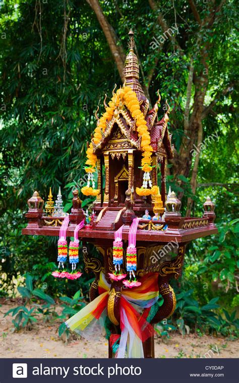 THAI SPIRIT HOUSE at OUR JUNGLE HOUSE a lodge in the