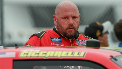 Motorsport: NASCAR driver Ray Ciccarelli quitting over