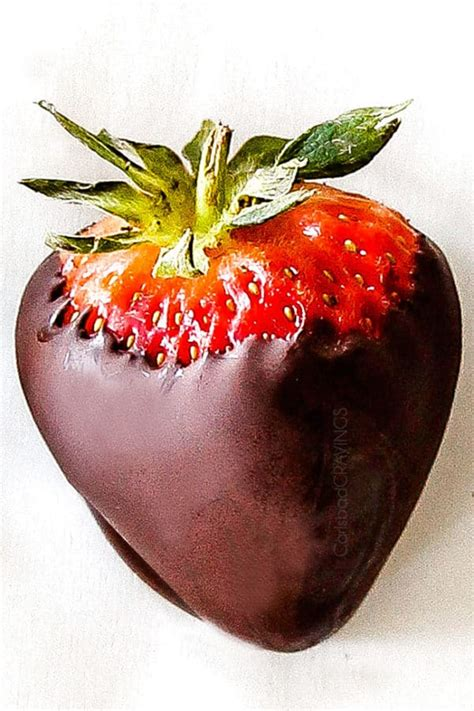 Chocolate Covered Strawberries (Tips & Tricks and