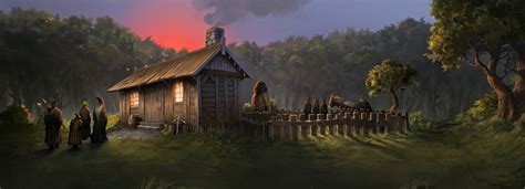 Why Hagrid's hut might be the best place to live - Pottermore