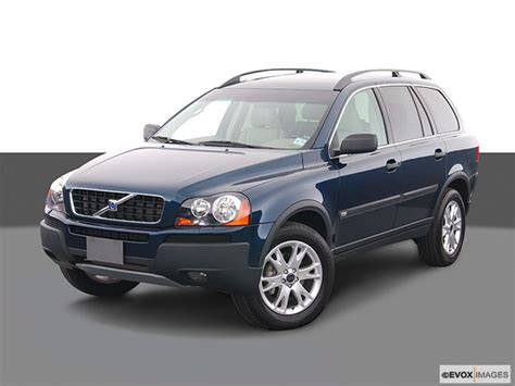 2004 Volvo XC90 | Read Owner and Expert Reviews, Prices, Specs