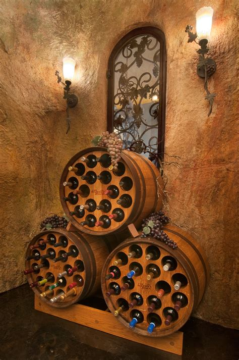Adopt This Barrel: The Barrel Rack Offers new Life to old