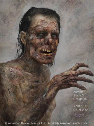 Awesome Zombie Rotting Images From Frank Darabont's 'THE
