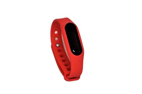 Køb Go-tcha Wristband Red Strap - Red - Inkl