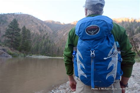Gear Review: Osprey Talon 18/Tempest 16 Daypack | The Big