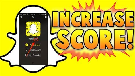 Snapchat Score Hack Get Unlimited Points on Snap Account