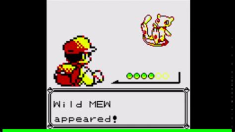 How To Catch Mew In Pokemon Yellow! Works On 3DS Version