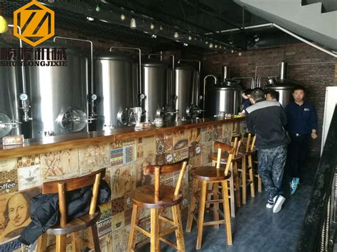 500L Indoor / Outdoor Complete Microbrewery System